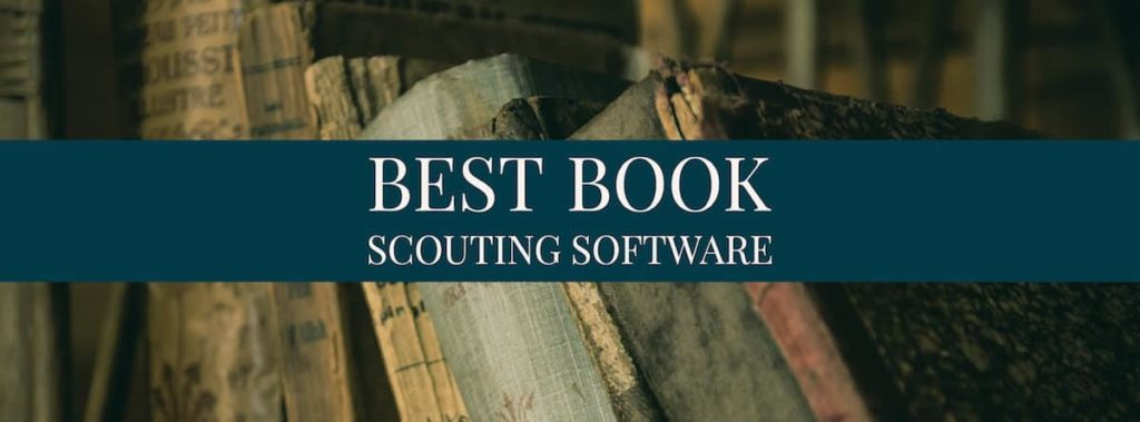 Best Book Scouting and Scanning Software