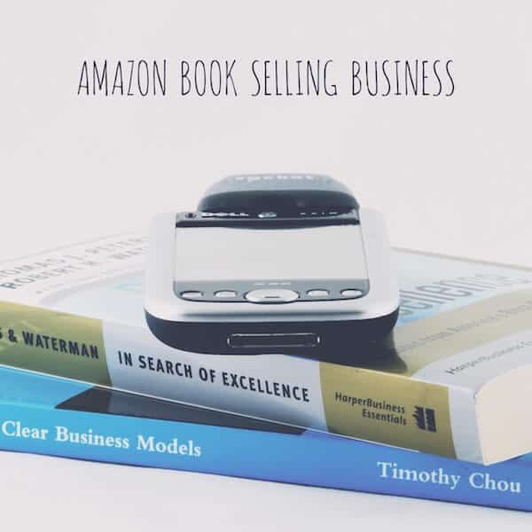 Amazon Book Selling Business
