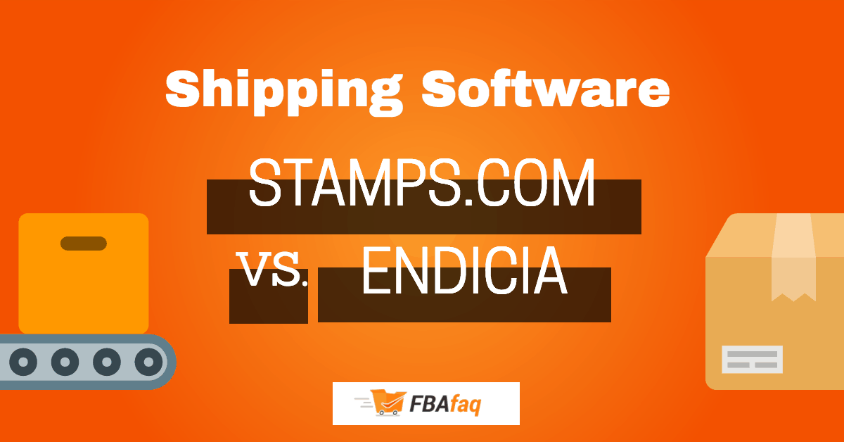 Stamps com vs Endicia - Best Shipping Software for Batch