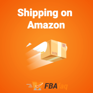 Shipping on amazon
