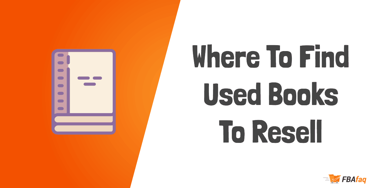 Find books to resell
