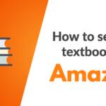 Sell used textbooks on amazon