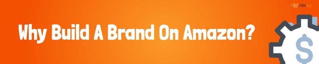 Build brand amazon