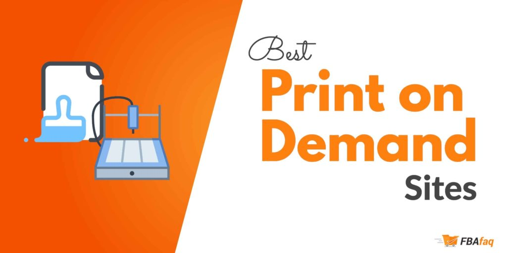 Best best print on demand websites