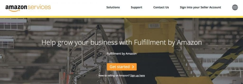 amazon fba fulfillment by amazon
