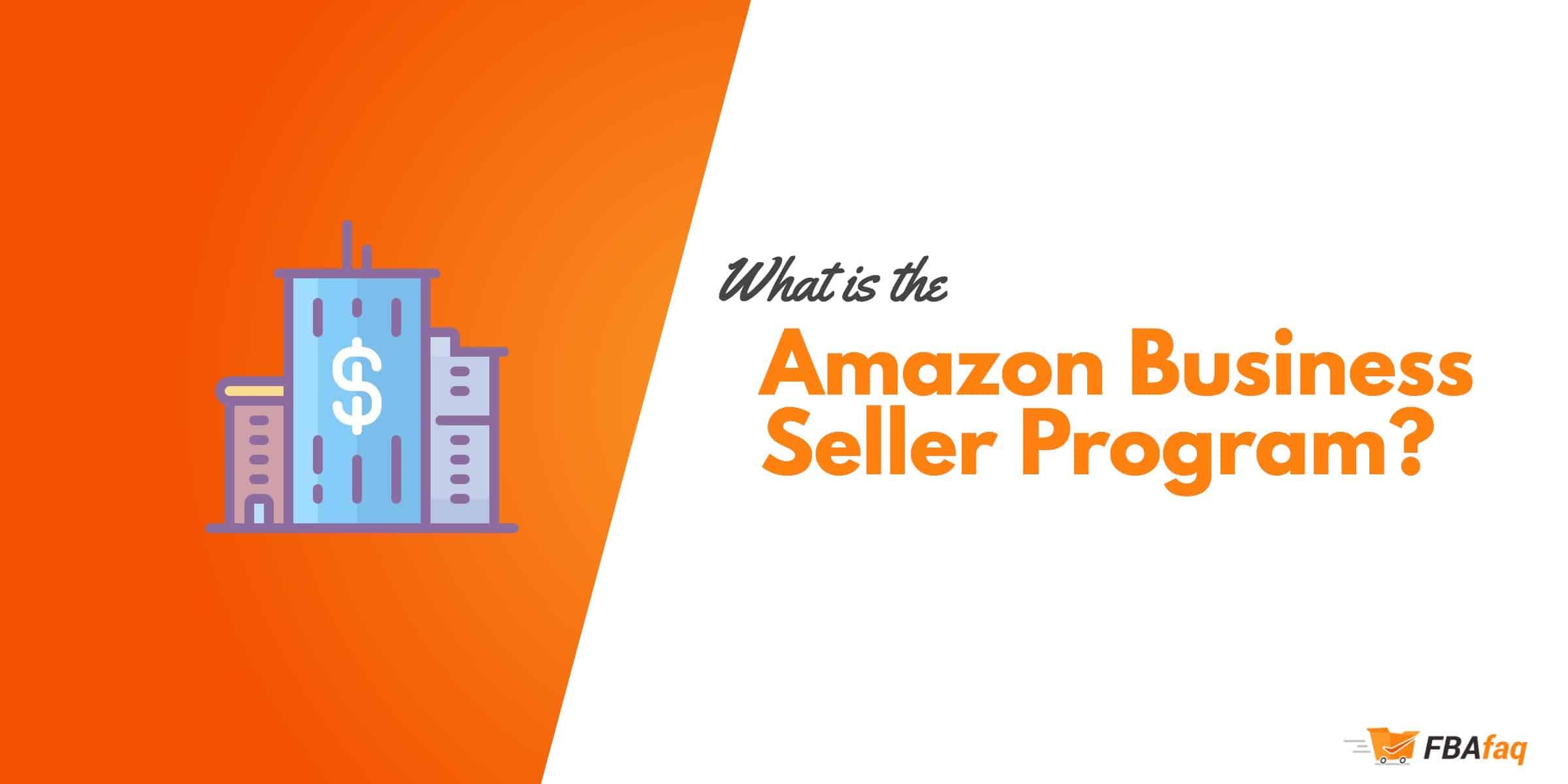 Amazon business seller program (1)