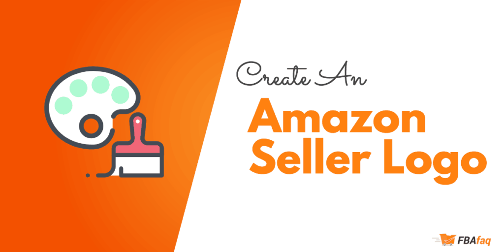 Create amazon seller logo