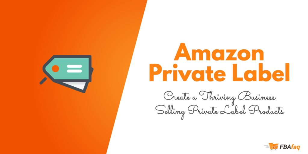 Private label business amazon