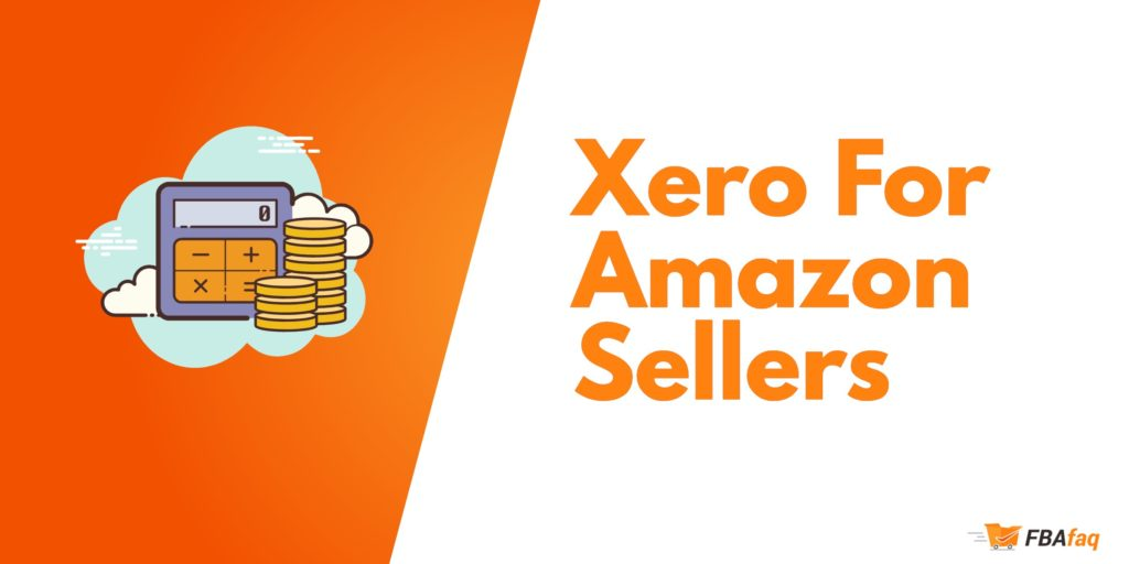 Xero for amazon fba sellers
