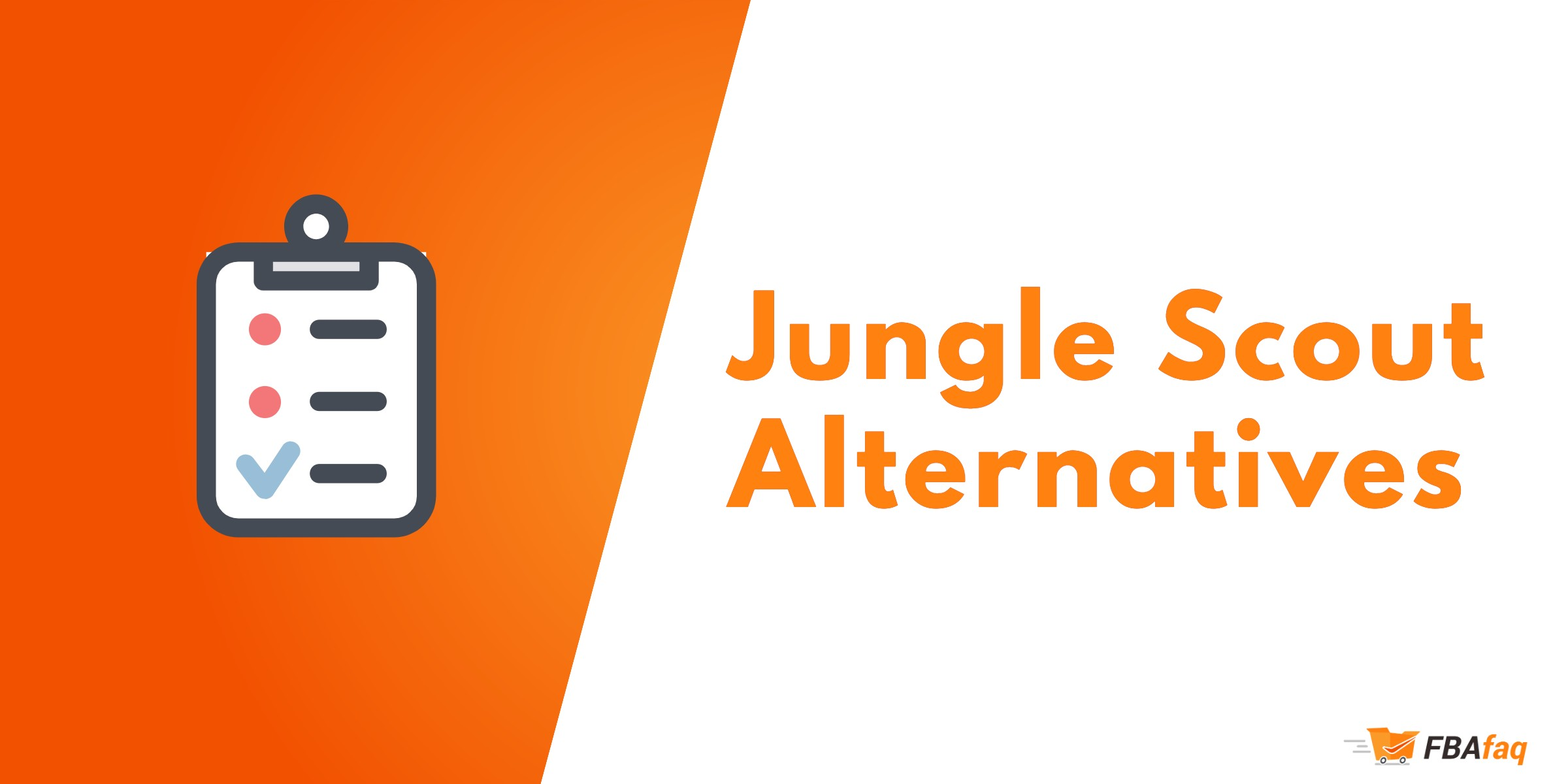 jungle scout web app alternative