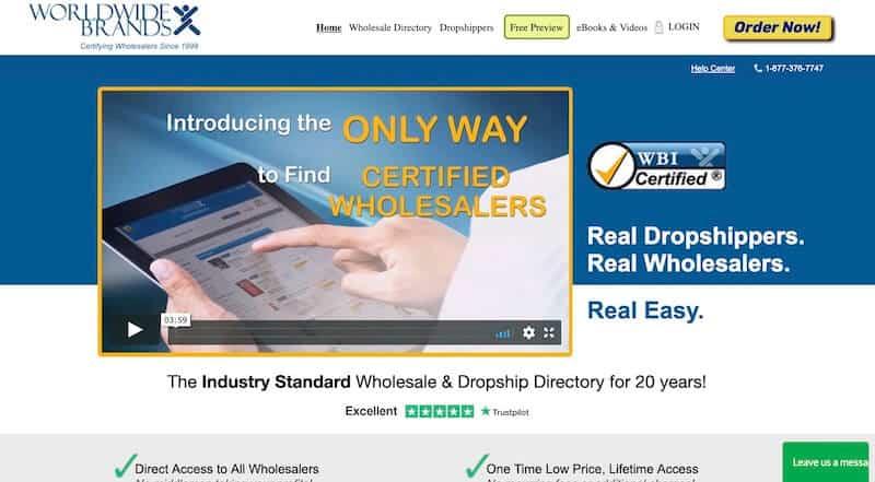 5 worldwide brands - 15 Best Dropshipping Companies / Suppliers