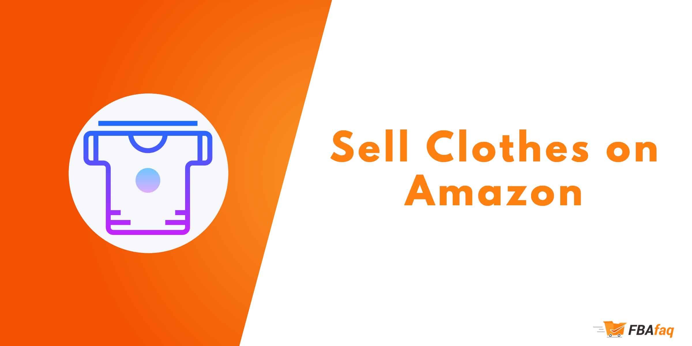 clothing amazon requirements