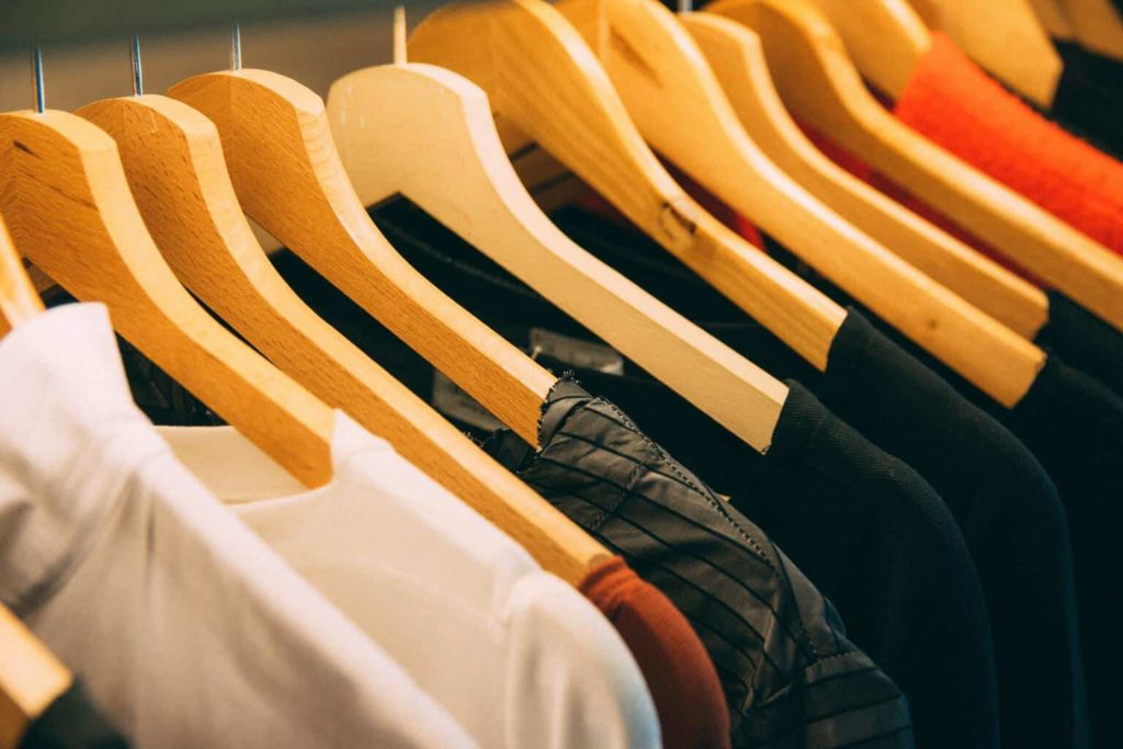 hanging shirts 1024x683 - Sell Clothes On Amazon: Requirements for selling clothes