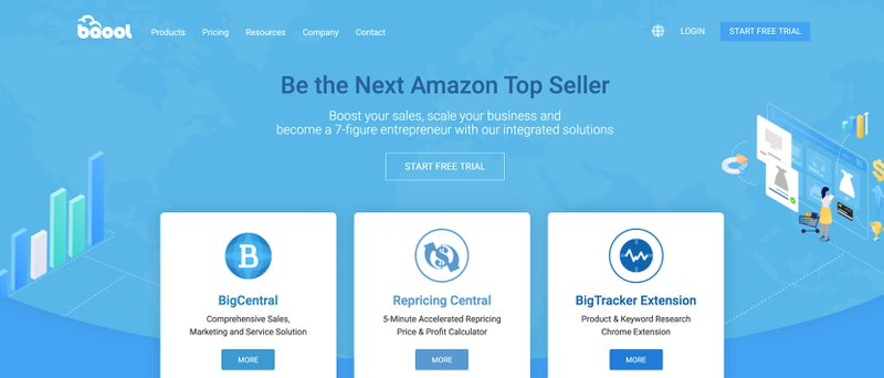 2 Bqool 1 - Best Repricer Tools For Amazon Sellers in 2020