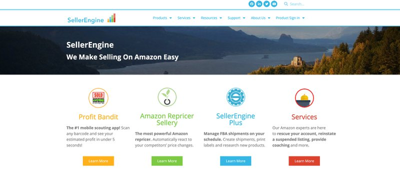 3 SellerEngine Sellery repricer - Best Repricer Tools For Amazon Sellers in 2020